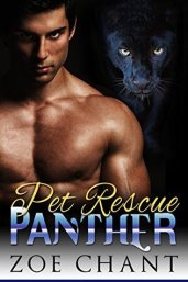 Pet Rescue Panther by Zoe Chant
